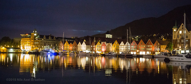 J77A7845 -- Bergen, Norway, at night
