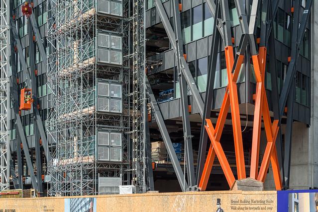 Brunel Building, Paddington