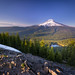 Mt. Hood from Tom Dick and Harry