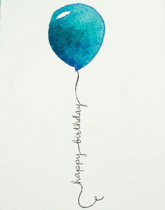 Birthday Quotes : happy birthday - balloon | Birthday Quotes ...