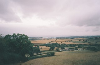 Looking south-west from Maes Knoll | by knautia