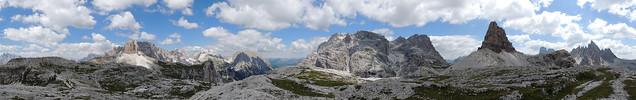 Panoramica dall'Alpe Mattina - 2