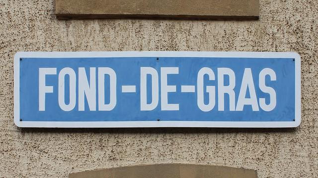 Fond-de-Gras