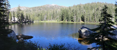 1355 Rubicon Lake from the Tahoe-Yosemite Trail | by _JFR_