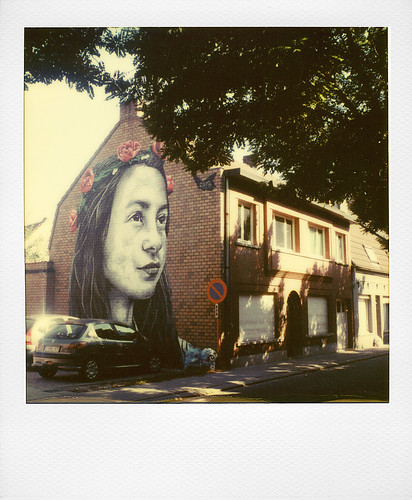 Julie met de rozen, Nils Westergard, Wevelgem