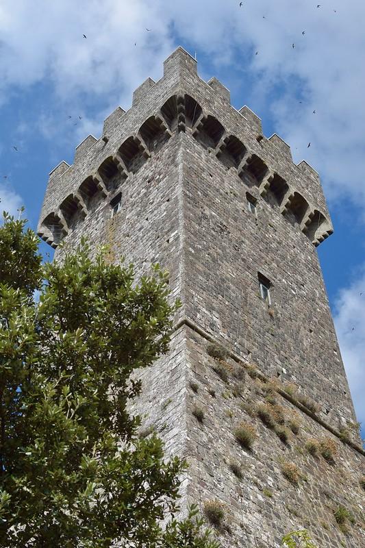 Radicofani castle