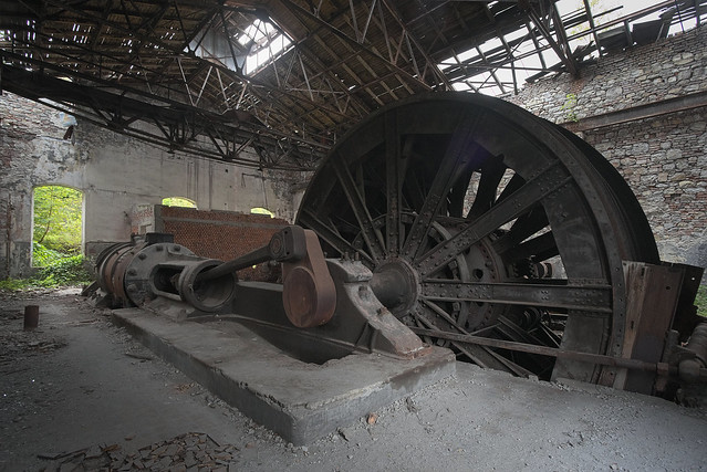 steam-powered decay