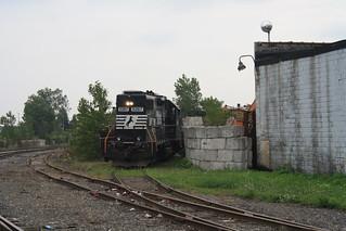 Conrail NY-6 - Winston Bros   by tcamp7837