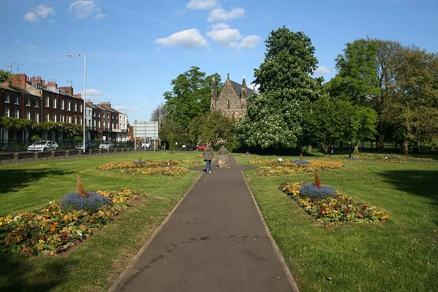 Park in Kings Lynn