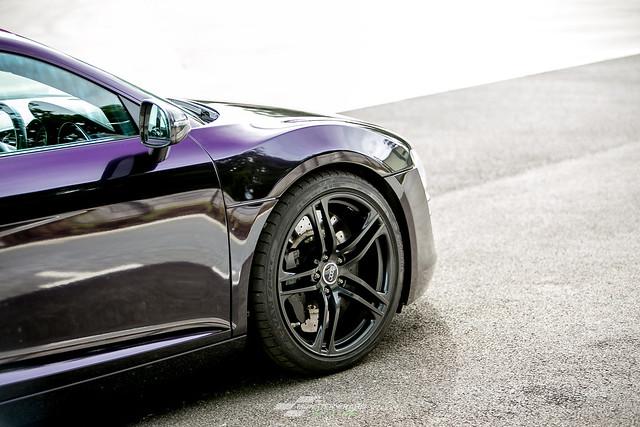 Audi R8 3M Gloss Wicked Wrap Monsterwraps