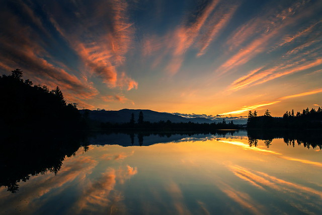 dougan lake sunset-3772