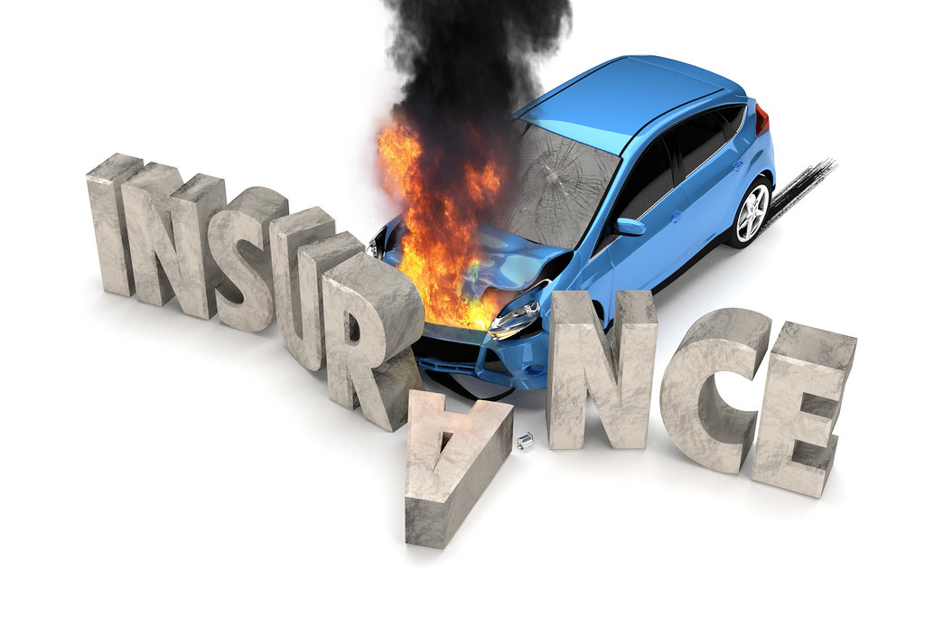 Car Insurance | This car insurance concept photo is a detail… | Flickr