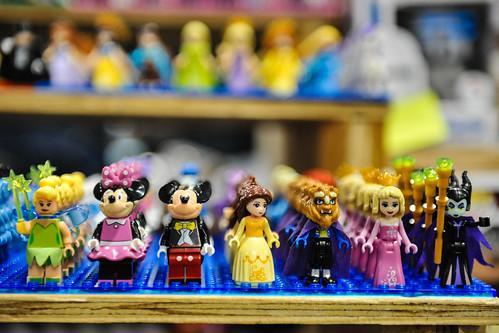 Keystone Comic Con 2018: Disney Mini-Figures   by Kendall Whitehouse