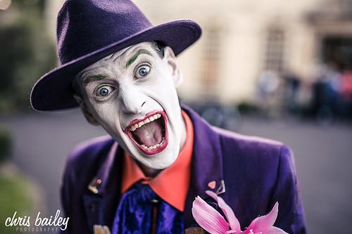 The Joker   by Chris Bailey Photographer