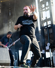 Clutch en Riot Fest Chicago 2018