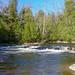 Oxtongue River - Ragged Falls Provincial Park (1)
