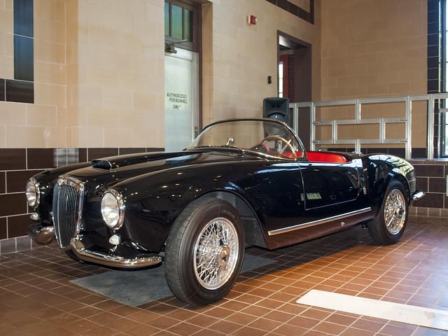 Lancia Aurelia B24  Sport Spider América 1955