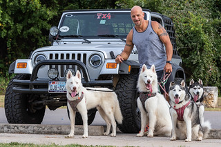 David and his Pack