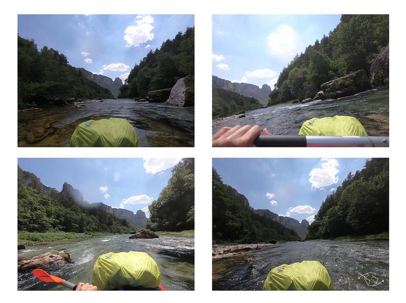 quadri kayak gorges du tarn