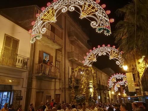 Santa Rosalia 2018 | by sinibaldirosalia