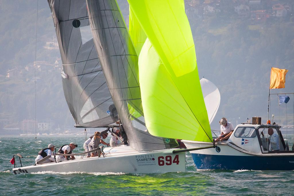 c29d42d78c589d ... 2018 - Domaso - Melges 24 European Sailing Series Day 2