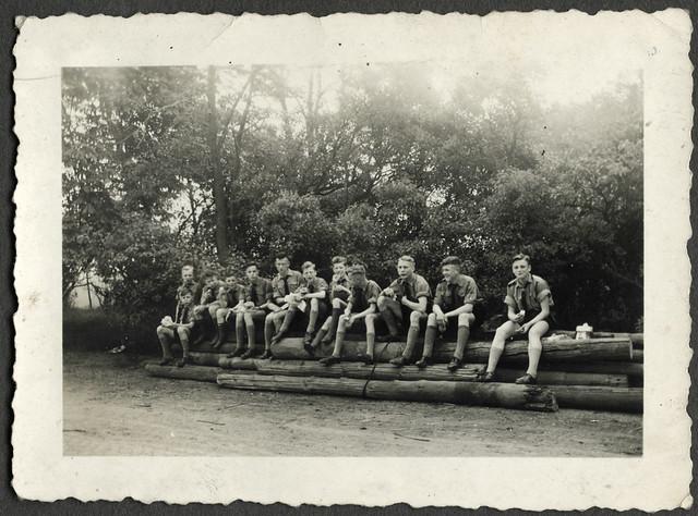 Album A 33 Hitlerjugend, 1930er