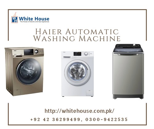 Haier Automatic Washing Machine