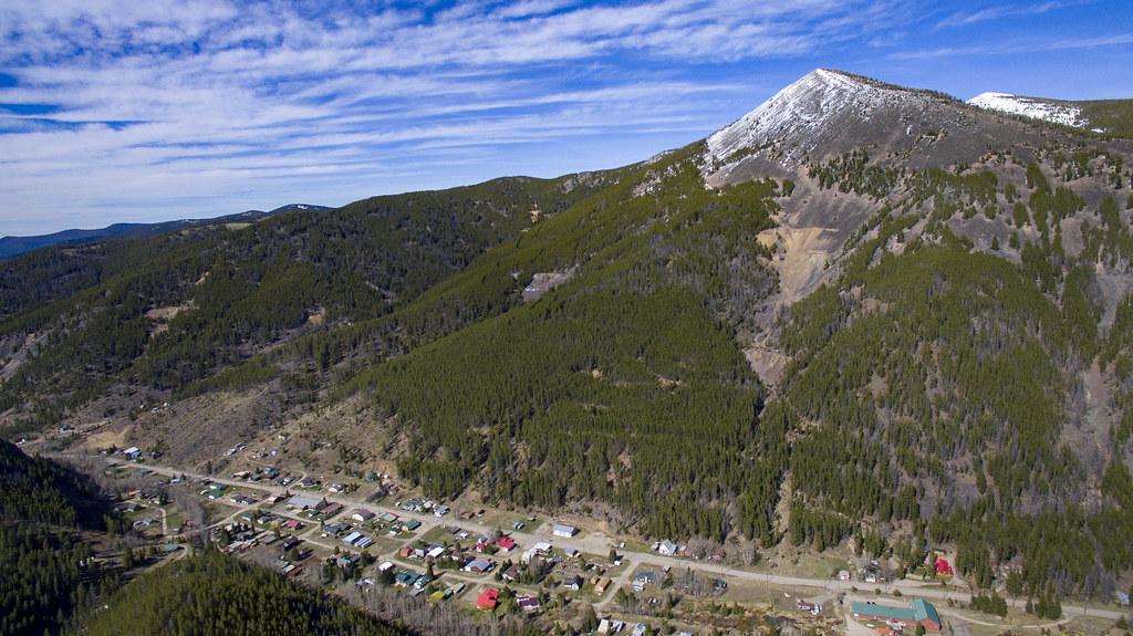 Neihart Baldy - Little Belt Mountains