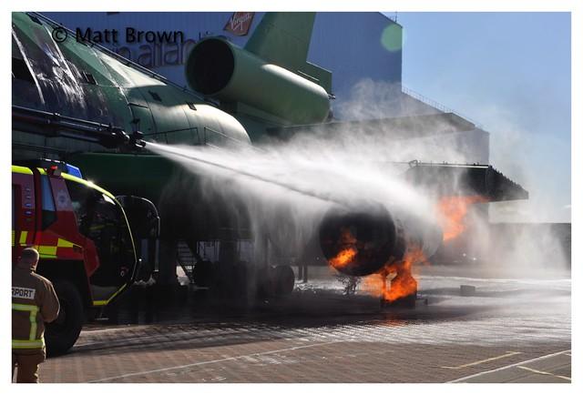 Heathrow Airport Fire & Rescue Service
