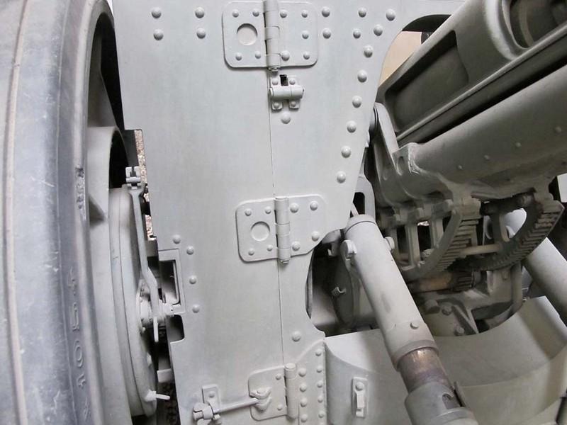 Italiaanse 75mm Houwitser-18 Model 35 4