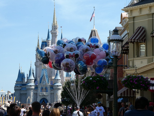Magic Kingdom, Walt Disney World - Orlando, FL (3)