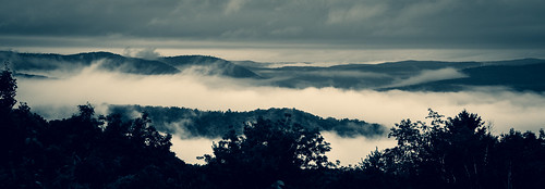 landscape clouds mountain moody monochrome mono black bw rwgrennan rgrennan ryan grennan nikon d610 morning fog valley newyork massachusetts hancock new lebanon dark rural contrast outside outdoors trees taconic mountains air berkshire county view wow cloud summer