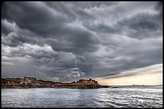 Storm Arrival.  Côtes d'Armor.   Bretagne. 🇫🇷