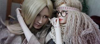 Aka and Aino | by ronnie_dolls