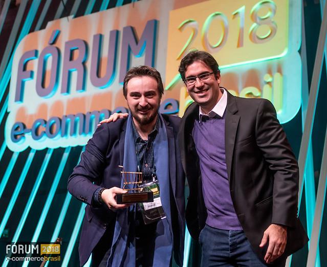Prêmio E-Commerce Brasil 2018