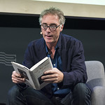 Greg Wise reads from his book | © Suzanne Heffron