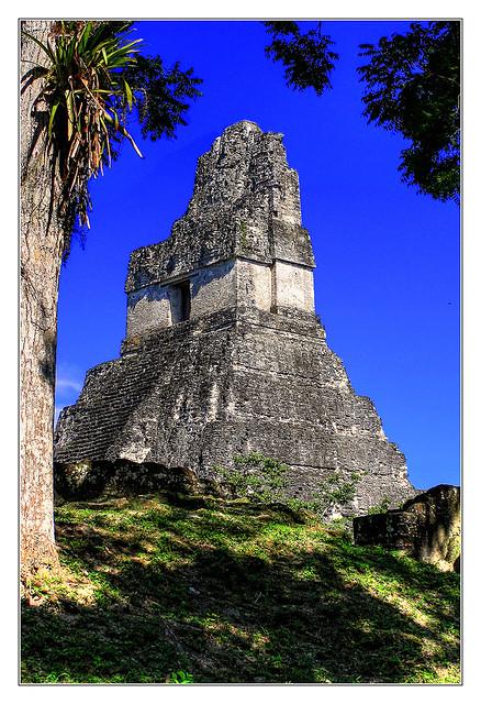 Tikal GCA - Templo I de gran Jaguar 20