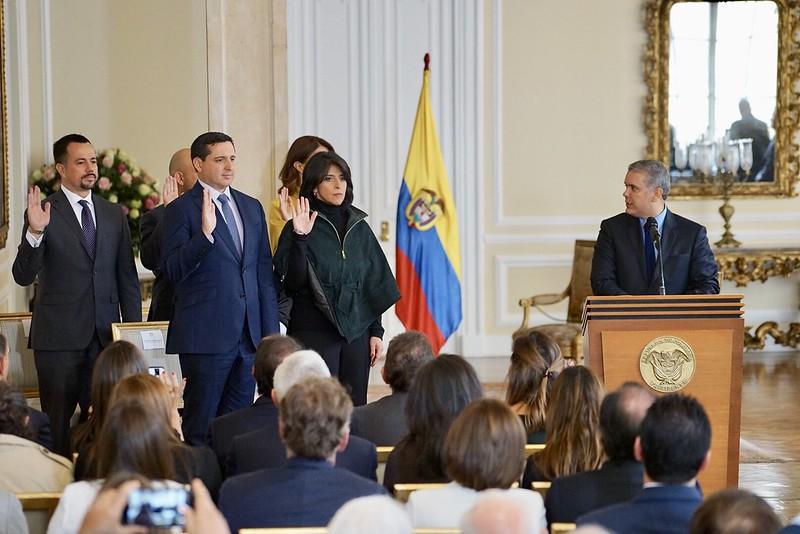 Posesión Viceministra de Educación Básica y Media, Constanza  Alarcón Párraga