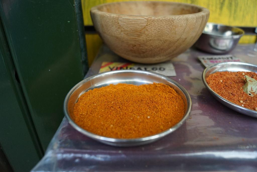 Vindaloo Curry Powder, Spice Mountain, Borough Market, Sou
