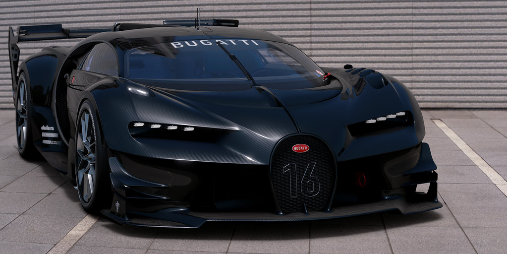 Bugatti Vision Gt >> Bugatti Vision Gran Turismo Matze H Flickr