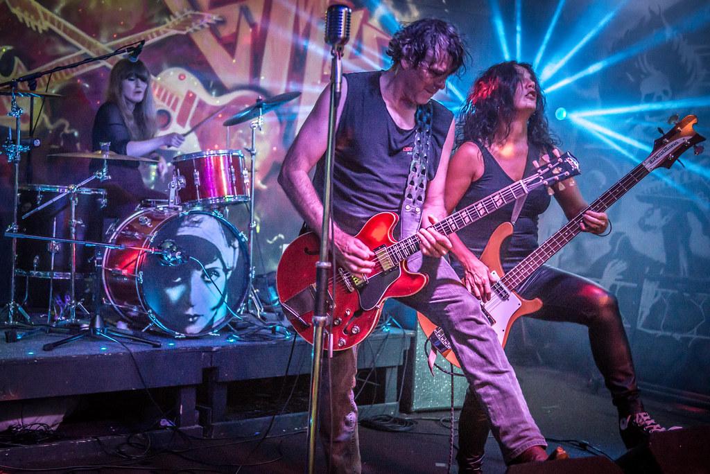 Runcorn, Alchemy Music Bar - Amazing Kappa Band | 20180817_0