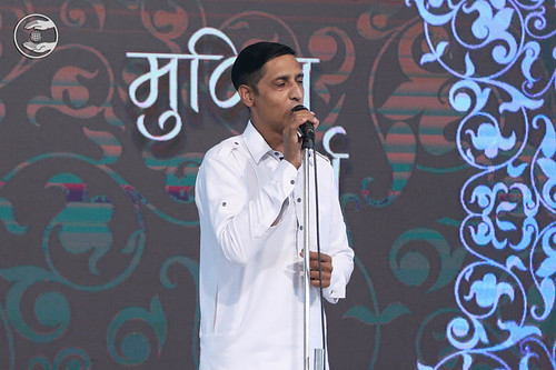 Devotional song by Ajay Bejod from Tarauri, Haryana