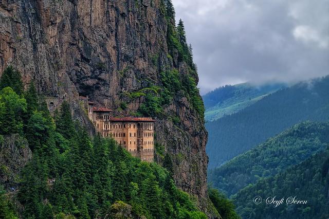 Trabzon / Sümela Manastırı