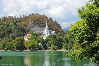 Lago di Bled | by Luciano Zironi