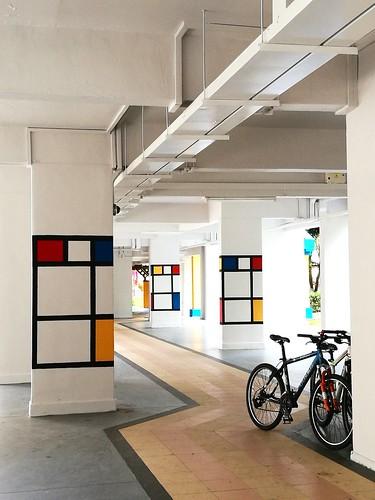 Mondrian at Teck Whye | by wordingart