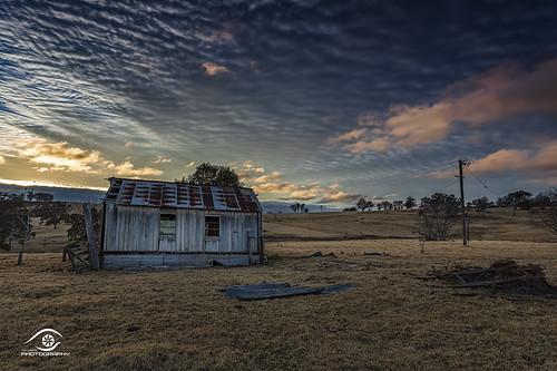 sunrise shed old
