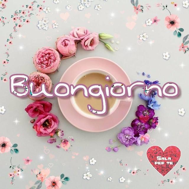 Buongiorno A Tutti Link Buona Giornata Page Facebo