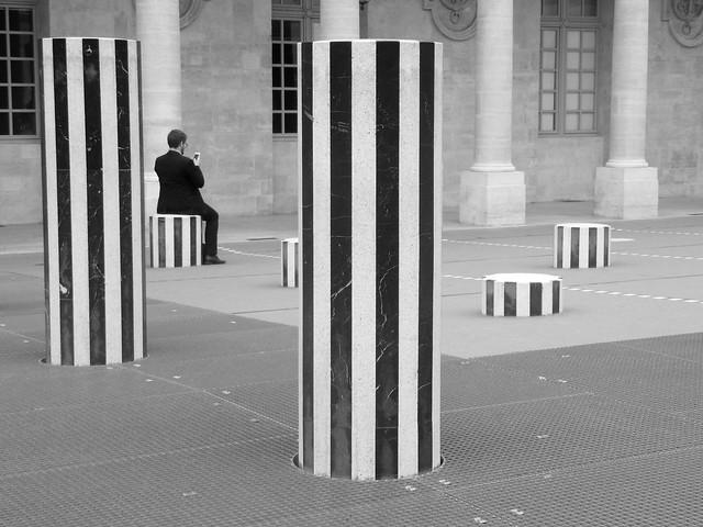 Rayures...mobiles...Stripes and mobile...