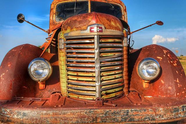Classic International Truck