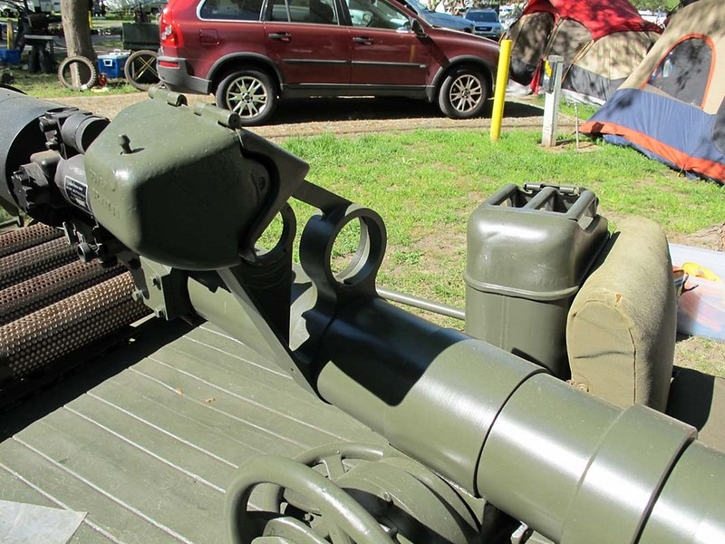 M274A2 Mule with 106mm M40A2 9